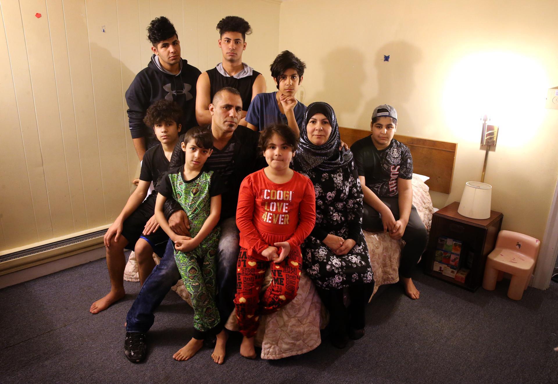 The Al Rubaye Family